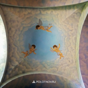 Mural_of_the_domed_ceiling_in_the_church
