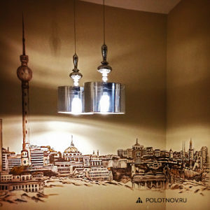 Mural_of_the_restaurant_Panoramic_collage_of_European_cities
