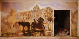 Mural_old_time_city