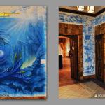Mural_in_fish_restorant
