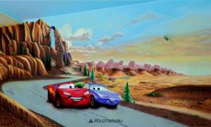 Mural_disney_cars