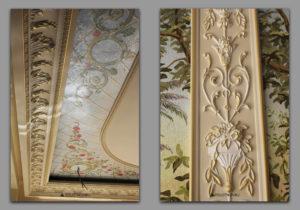 Stucco_panels_golden_decor